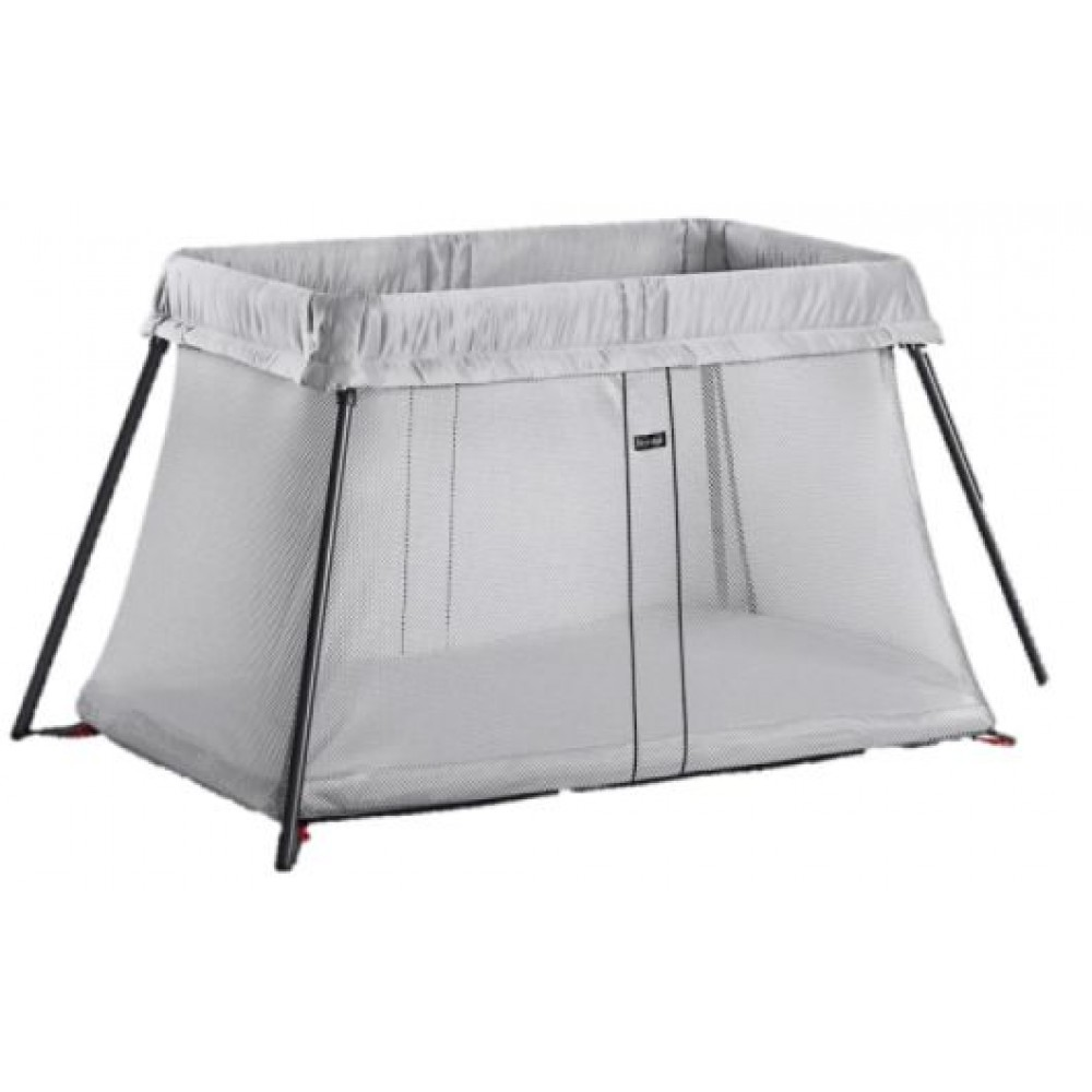 Манеж Babybjorn Travel Crib Light Silver