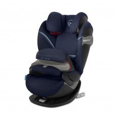 Автокресло Cybex Pallas S-fix Navy Blue