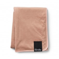Детский плед Elodie Details  Pearl Velvet Blanket, цвет Faded Rose