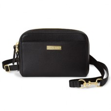 Сумка Greenwich Convertible Hip Pack Skip Hop цвет Black