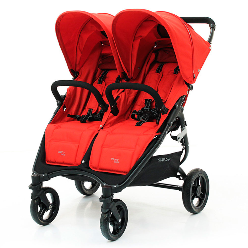 Прогулочна коляска Valco baby Snap Duo / Fire Red