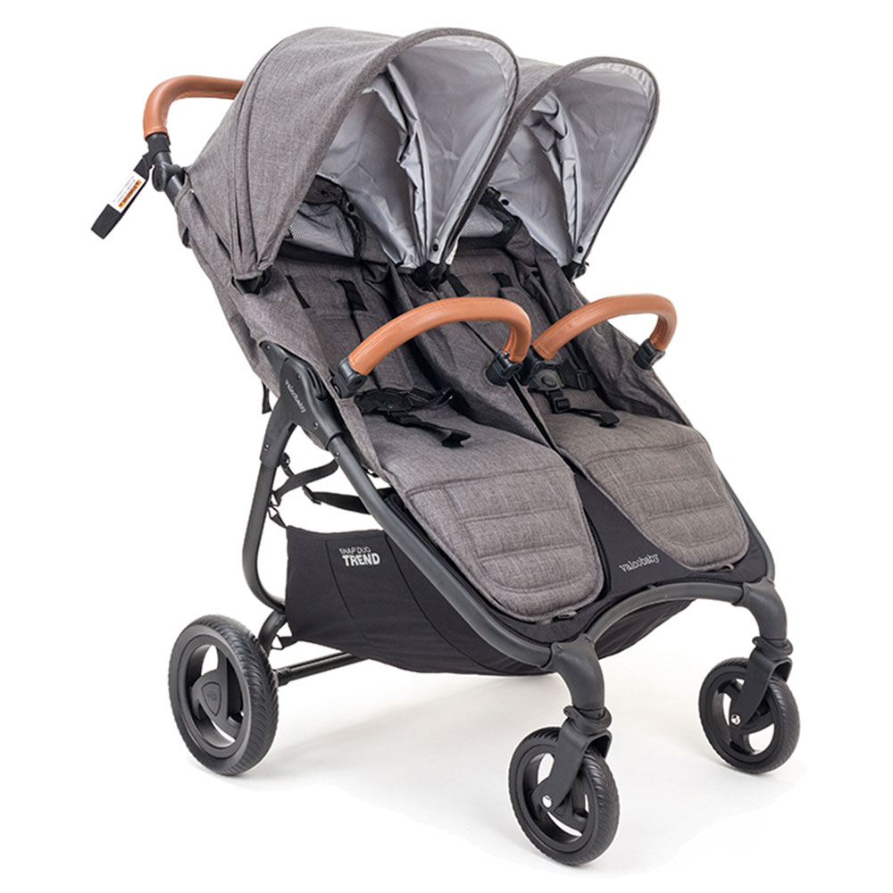 Прогулочна коляска Valco baby Snap Duo Trend / Charcoal
