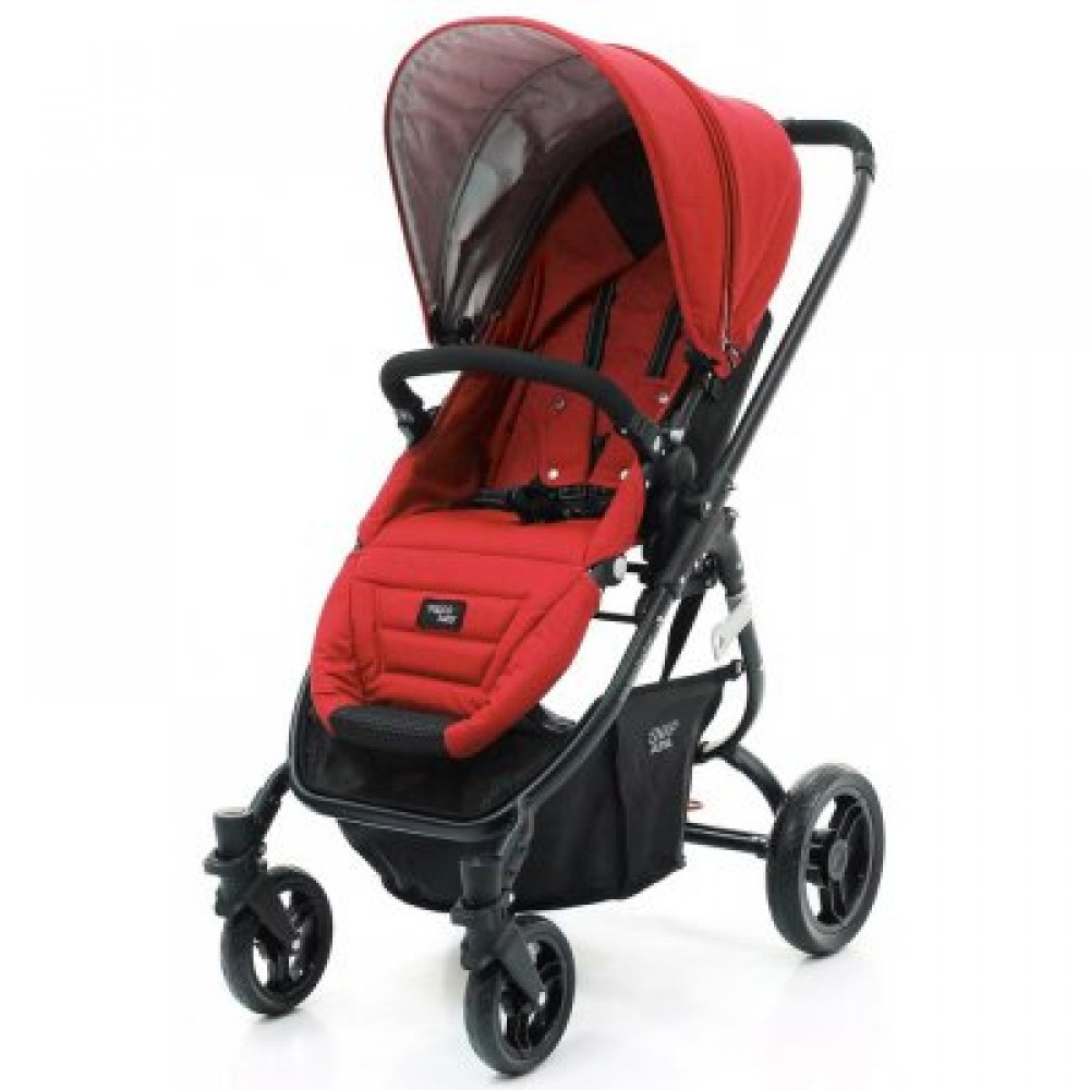 Прогулочна коляска Valco baby Snap 4 Ultra / Fire Red