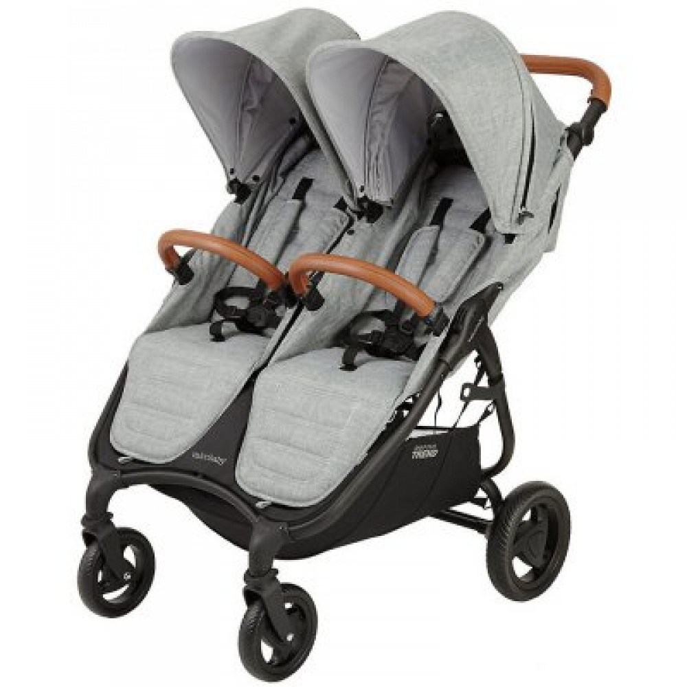 Прогулочна коляска Valco baby Snap Duo Trend / Grey Marle