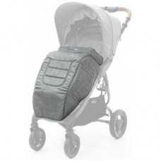 Накидка на ніжки Valco baby Boot Cover Snap Trend / Grey Marle