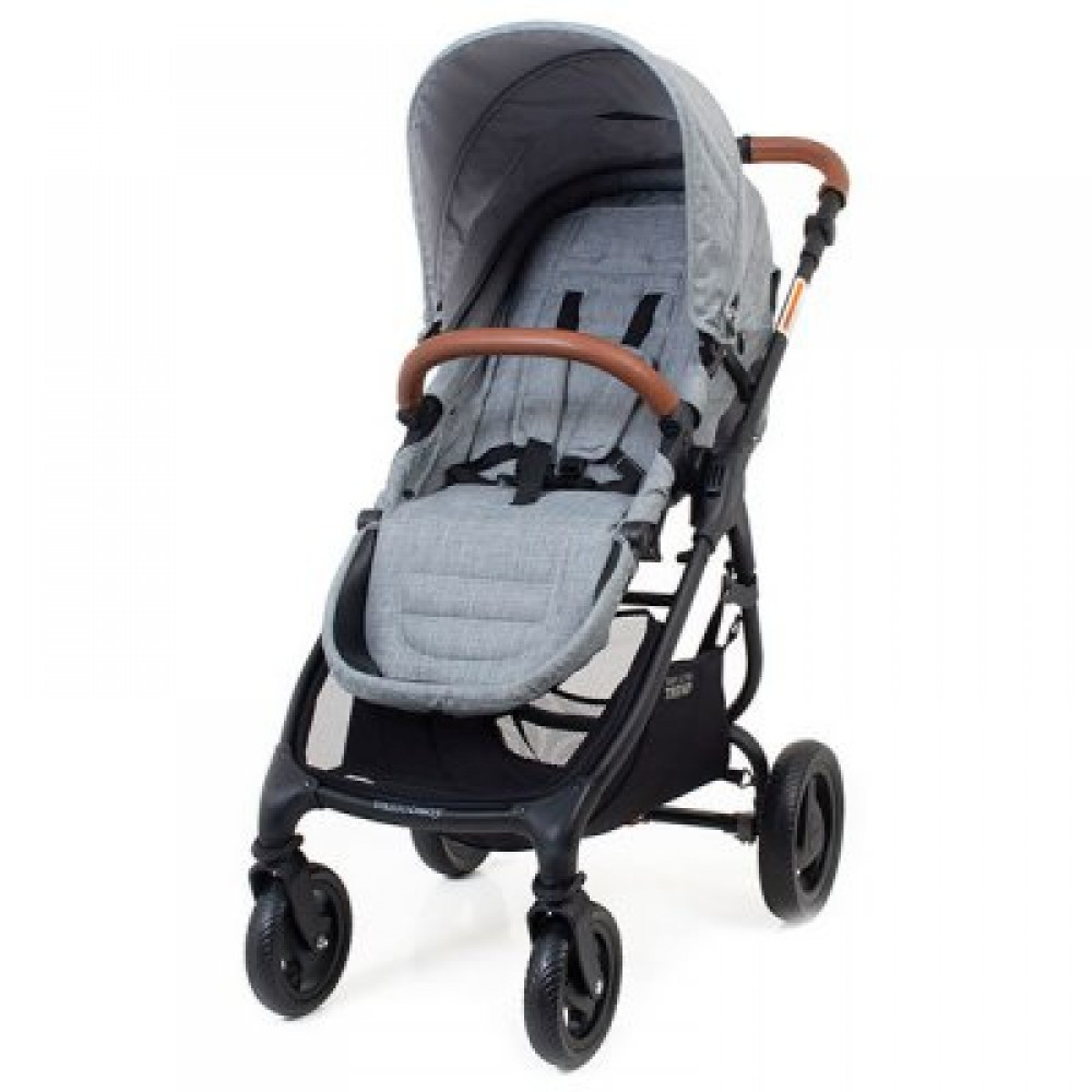Прогулочна коляска Valco baby Snap 4 Ultra Trend / Grey Marle