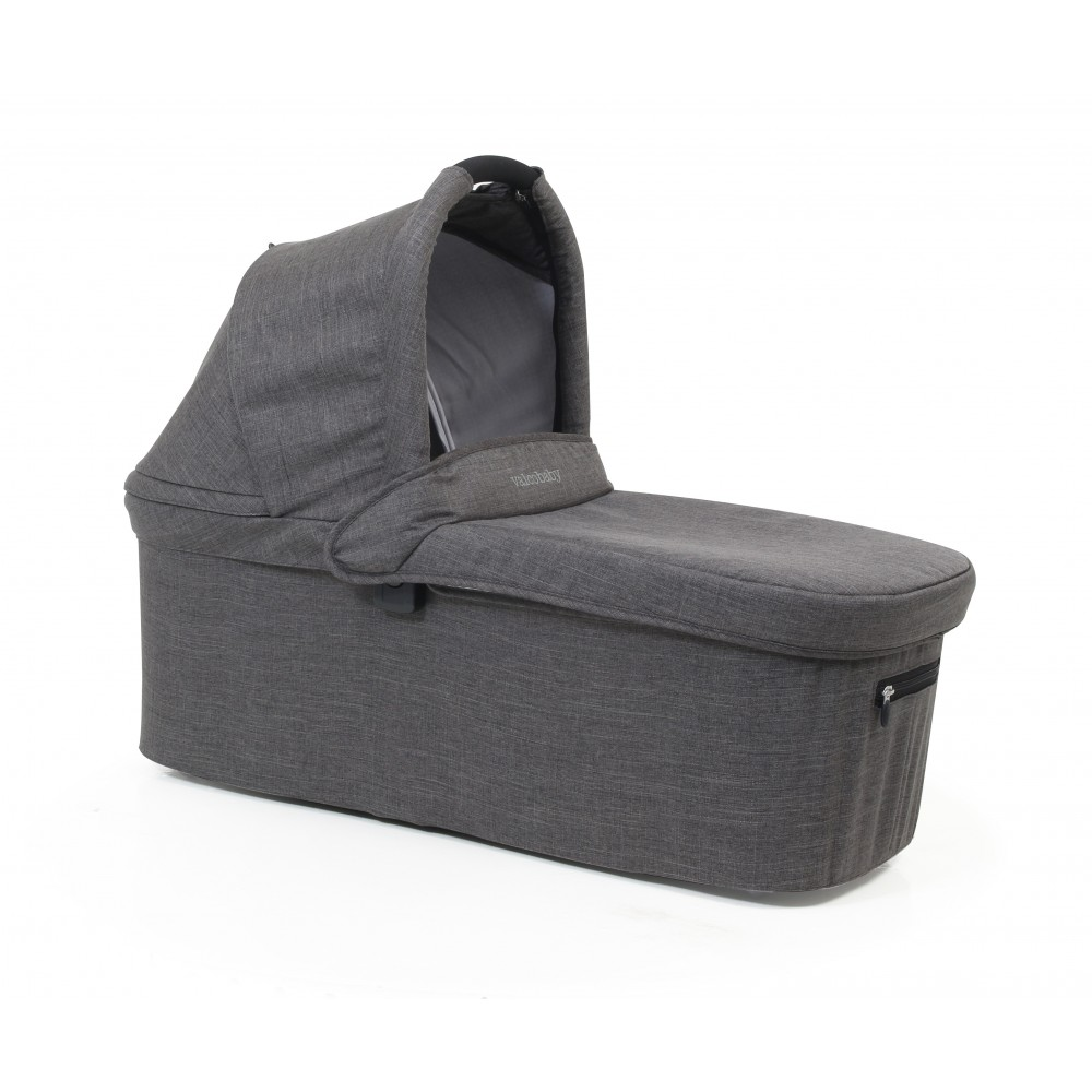 Люлька Valco baby External Bassinet для Snap Duo Trend / Charcoal