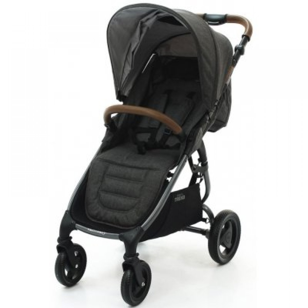 Прогулочна коляска Valco baby Snap 4 Trend / Charcoal
